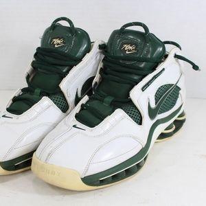 96ed45f98297 Vintage Nike Shox Mens 11 Basketball Shoes Green